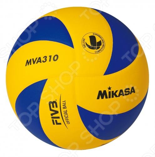 Мяч волейбольный Mikasa MVA310 mikasa w6600w