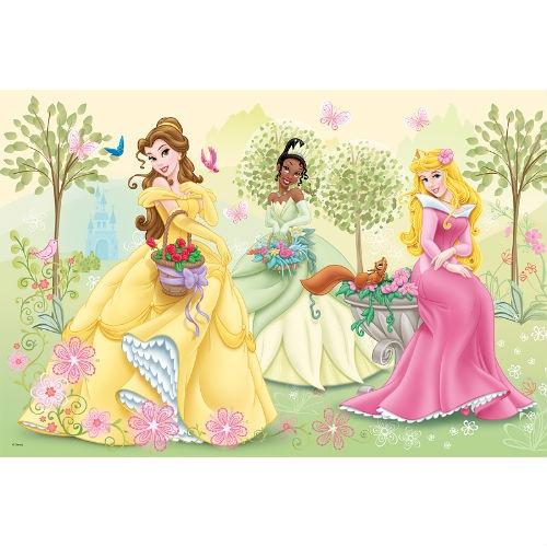 Trefl «Принцессы возле фонтана» купить шоколад для шоколадного фонтана на китайском сайте
