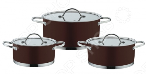 Набор кухонной посуды Bohmann BH-0614 кастрюля bohmann bh 2720