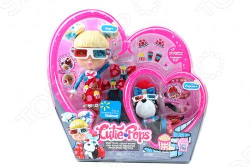 Кукла с собачкой и аксессуарами Cutie Pops «Стар»