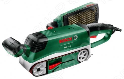 Машина шлифовальная ленточная Bosch PBS 75 A