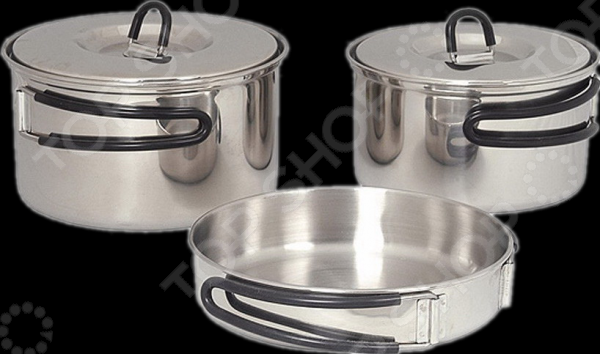 Набор посуды Tatonka Cookset Regular набор посуды tatonka kettle 2 5