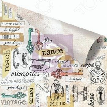 фото Бумага для скрапбукинга двусторонняя Prima Marketing Dolce, купить, цена