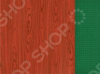 фото Бумага для скрапбукинга двусторонняя Kaisercraft Berries, купить, цена