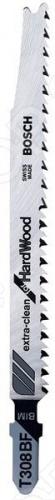 Набор пилок для лобзика Bosch T 308 BF BIM