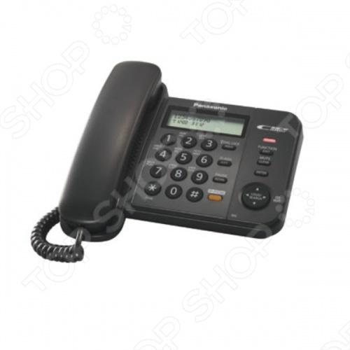 Телефон Panasonic KX-TS2358 voip телефон panasonic kx hdv130rub