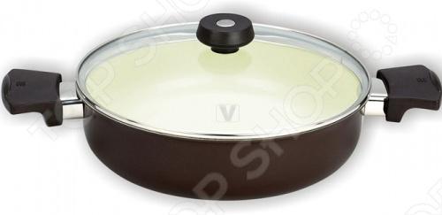 Кастрюля Vitesse c внутренним керамическим покрытием
