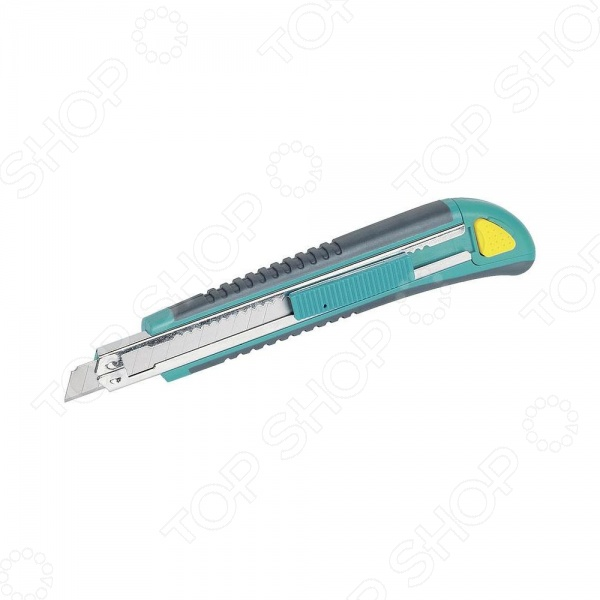 Нож для пленки, бумаги и картона Wolfcraft 4139000 нож с выдвижным лезвием truper cut 6x 16977