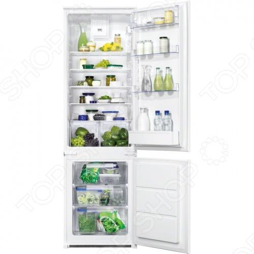 Холодильник встраиваемый Zanussi ZBB 928465 S