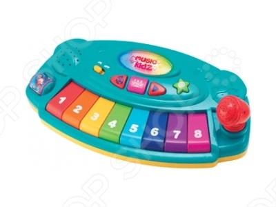 Музыкальная игрушка Keenway Пианино lilliputiens курочка офелия музыкальная игрушка
