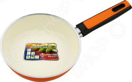 Сковорода Vitesse с керамическим покрытием сковорода с керамическим покрытием гурман