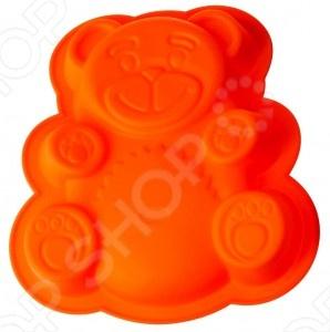 Форма для выпечки силиконовая Regent Медвежонок