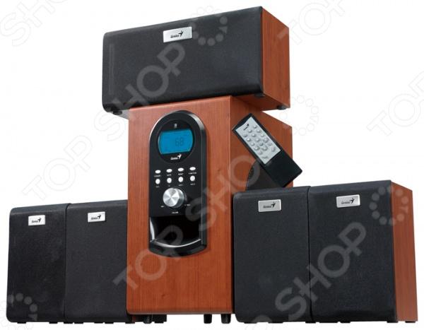 фото Колонки Genius SW-HF5.1 6000, Компьютерные колонки и акустические системы