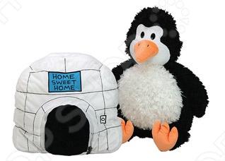 Игрушка-подушка Bradex Пингвин  bradex игрушка подушка собачка