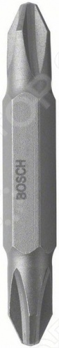 Набор бит двусторонних Bosch 2608521263 набор бит bosch 2607019454