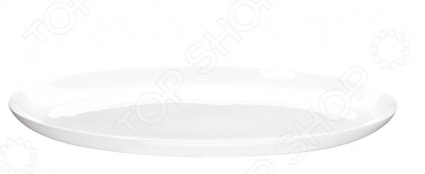 Тарелка сервировочная Asa Selection A table овальнаяСервировочные блюда и тарелки<br>Тарелка сервировочная Asa Selection A table овальная выполнена из костяного фарфора высокого качества. Великолепная износоустойчивость при маленьком весе и стильный современный дизайн являются основными достоинствами компании ASA selection лидера по изготовлению продукции из фарфора и керамики. Серия привлекает своей текстурой и приятным дизайном, именно поэтому эта серия так часто встречается в ресторанах и гостиницах всего мира. Костяной фарфор это прочный и надежный материал, который позволяет Вам использовать эту посуду не только для сервировки праздничных столов по особым случаям, но и в повседневной жизни. Уникальные свойства этого материала достигаются за счет добавления в жидкую смесь каолина белой глины , полевого шпата и кварца. После того как изделию придана необходимая форма, приступают к обжигу при температуре свыше 1200 градусов, что придает изделиям такой уникальный оттенок. Кроме того, посуда этой марки пригодна для разогревания пищи в микроволновой печи и мытья в посудомоечной машине.<br>