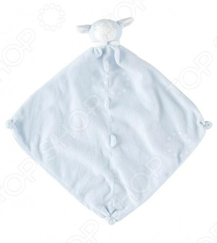 Покрывальце-игрушка Angel Dear ЯгненокПеленальные одеяла. Пеленки<br>Angel Dear, создает классическую одежду для новорожденных и детей младшего возраста от 0 до 4 лет . При создании учитываются самые современные тенденции в мире моды, и особое внимание уделяется деталям. Каждая коллекция имеет свой неповторимый стиль, который дополняется различными милыми аксессуарами, чтобы сохранить ощущения столь сладостного периода детства. Комфорт ребенка - основополагающий принцип в создании коллекций каждого сезона. Линии одежды Angel Dear вы можете увидеть в лучших бутиках и магазинах по всей территории США. Покрывальце-игрушка Angel Dear Ягненок. Очаровательная покрывальце-игрушка Ягненок из супер мягкого кашемирового полиэстера декорированная мордочкой животного. Чудесная развивающая игрушка для самых маленьких. Состав: 100 кашемировый полиэстер. Размер: 33х33 см.<br>
