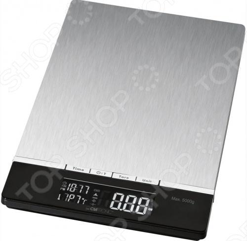 Весы кухонные Clatronic KW 3416 clatronic kw 3412 кухонные весы