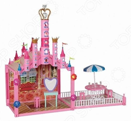 фото Игровой набор «Домик для отдыха» 1toy Т53239, Кукольные домики. Мебель