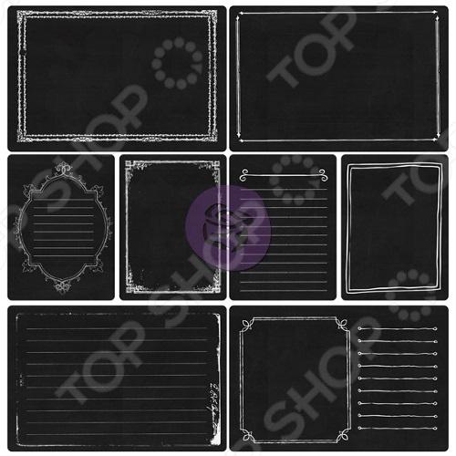 фото Карточки Prima Marketing Chalk 813680, купить, цена