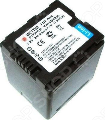 Аккумулятор для телефона AcmePower AP-VBN-260 аккумулятор acmepower ap np fv100