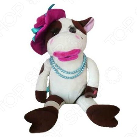 Мягкая игрушка интерактивная «Корова БессаМумуча»