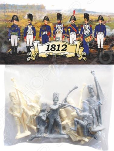 цена Набор солдатиков Биплант Армия 1812 года онлайн в 2017 году