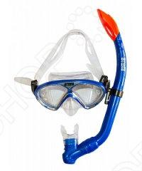 Набор из маски и трубки Atemi 24106