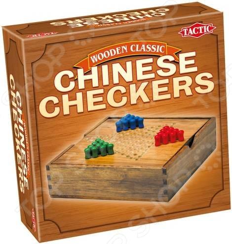 Шашки китайские Tactic «Мини» настольная игра tactic games китайские шашки мини 14027n