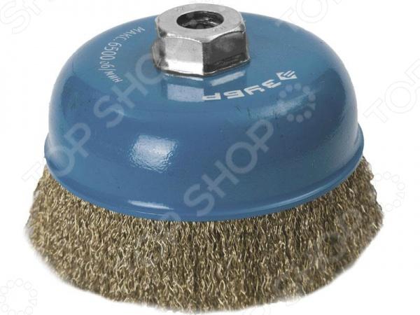Щетка чашечная к угловой шлифмашине Зубр «Эксперт» 3526-075_z01 эксперт вэ 96н экспресс идентификатор металлов