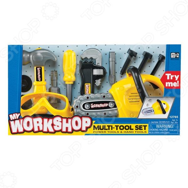 Набор инструментов детский Keenway 12765