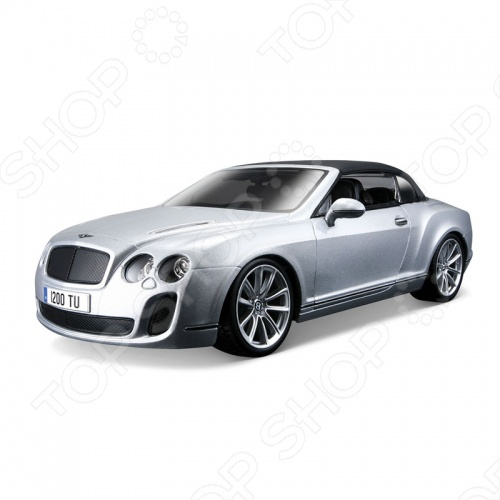 ������ ���������� 1:18 Bburago Bently Continental Supersports