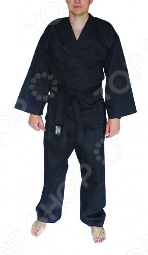 Кимоно для рукопашного боя ATEMI AKRB-01 black