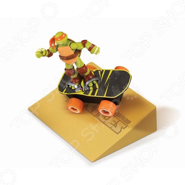 Скейтборд Nickelodeon «Черепашки-Ниндзя» черепашки ниндзя леонардо черепашки ниндзя черепашки ниндзя леонардо