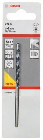 Сверло по бетону Bosch CYL-5 сверло по камню bosch cyl 5 ф4x50x90мм 2 608 588 138