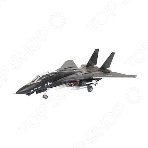 Сборная модель самолета Revell F-14 Tomcat «Black Bunny» сборная модель revell самолет fairey gannet t 5