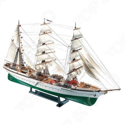 Сборная модель парусника Revell Gorch Fock сборная модель корабля revell santa maria