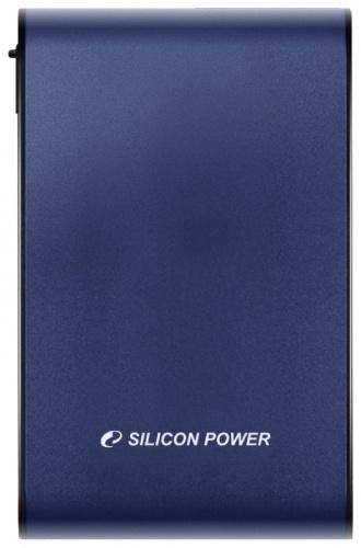 Внешний жесткий диск Silicon Power SP500GBPHDA80S3B купить внешний жский диск в паттайе