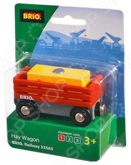 Вагон для погрузки и выгрузки Brio 33565