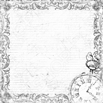 фото Бумага для раскрашивания Prima Marketing Time, купить, цена
