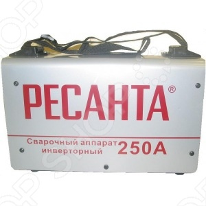 Аппарат сварочный инверторный Ресанта САИ 250 сварочный аппарат кедр вд 413 1