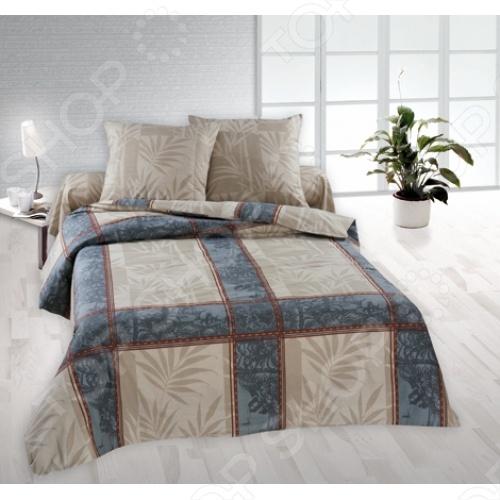 Комплект постельного белья Унисон Кортес унисон постельное белье евро императрица унисон биоматин