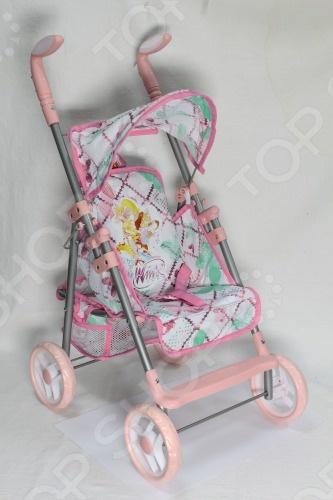 Коляска для кукол 1 Toy Т56210 красивый лифчик для девочки 12 лет