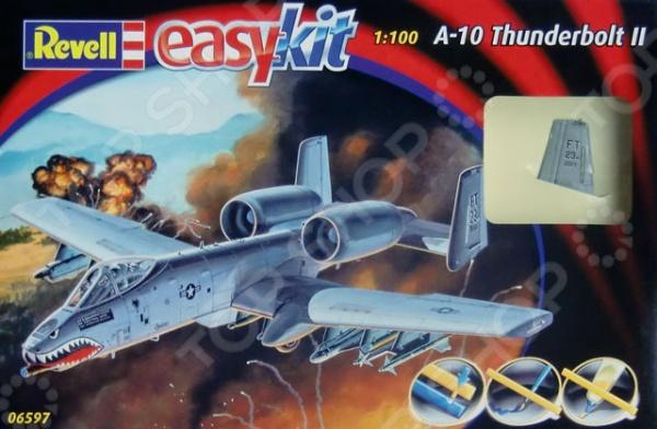 Сборная модель штурмовика Revell A-10 «Thunderbolt» II