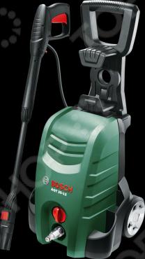 Мойка высокого давления Bosch AQT 35-12 с набором насадок