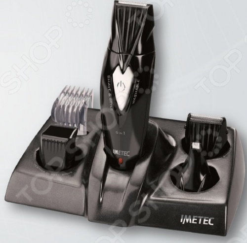 Машинка для стрижки волос Imetec 1351 машинка триммер jet trim 03 836