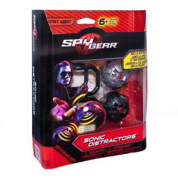 цены  Шпионский набор Spy Gear «Отвлекающие сферы»
