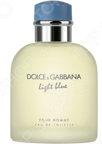 Dolce&Gabbana Туалетная вода для мужчин Dolce&Gabbana Light Blue Pour Homme