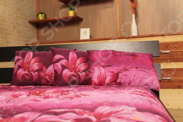 фото Комплект подушек Матекс Волшебная лилия, Классические подушки