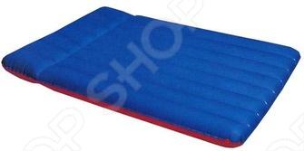 Матрас надувной матерчатый Bestway 67016 надувной матрас camping mats 127х193х24см intex